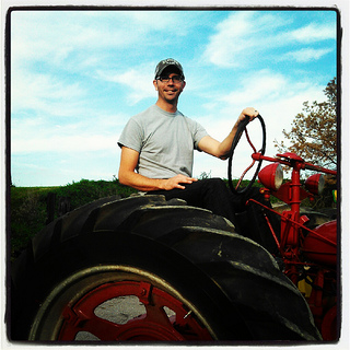 farmall-tractor  A Year in Review farmall tractor