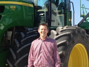 Todd Janzen, Agricultural Law attorney in Indianapolis is a legal pioneer in Ag technology and policy.  – photo provided  The Risk & Reward of Farm Data Todd Janzen Agricultural Attorney
