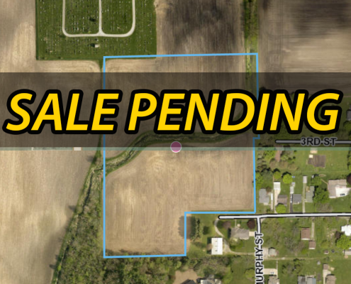 Farms for sale indiana agricultural real estate wooded for Build on your lot indiana