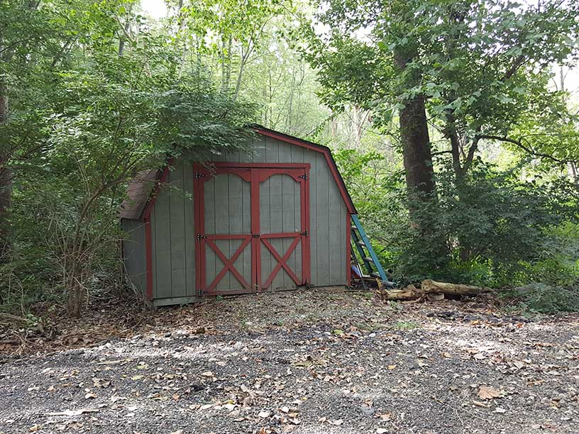Wooded Home Site For Sale Lafayette Indiana Fishing Pond