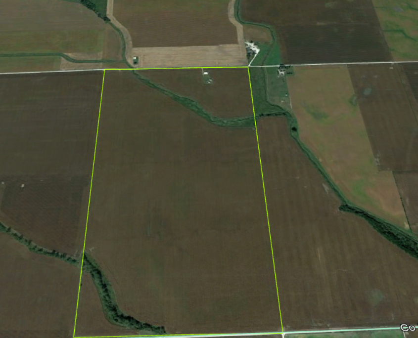 315 Acres Full Pattern Tile System Farm For Sale Indiana